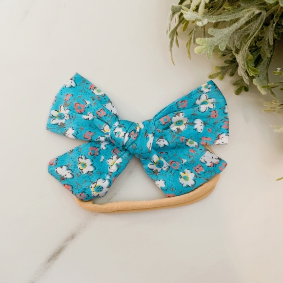 Other - New Soft elastic hair band bow